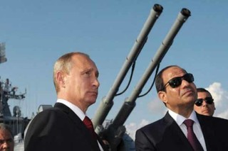 السیسی و پوتین