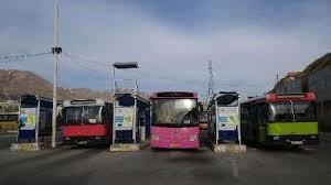 ترافیک اتوبوس ها