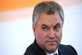 رئیس دومای روسیه