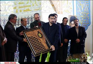 بزرگداشت زنده یاد حبیب الله چایچیان(حسان) در حرم مطهر رضوی/گزارش تصویری