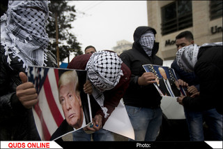 اعتراض مسلمانان جهان به انتقال سفارت آمریکا در بیت المقدس