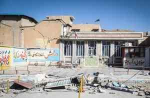 آسیب زلزله به فضاهای آموزشی ایلام