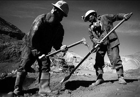 کارگران معادن