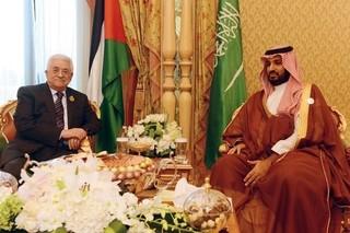 بن سلمان و عباس