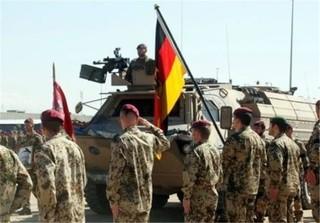 نیروهای آلمانی