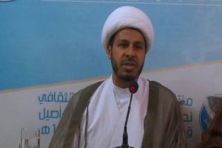 شیخ «علی الکربابادی» روحانی برجسته بحرینی