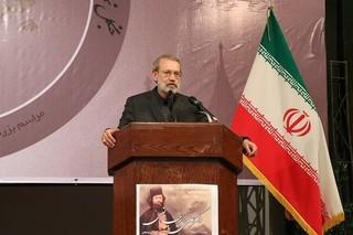 علی لاریجانی در همایش بزرگداشت میرزا کوچک جنگلی
