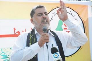 «احمد المدلل» عضو ارشد جنبش جهاد اسلامی فلسطین