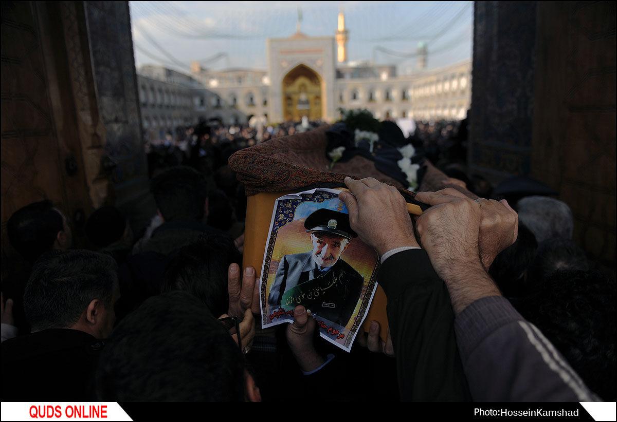نفس نقاره نواز پیرحرم سردشد/ گزارش تصویری
