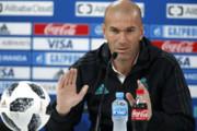 زیدان: صعود رئال مادرید قطعی نیست/ منتظر بازیهای بهتری از ما باشید