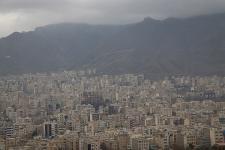 الودگی هوا استان مرکزی