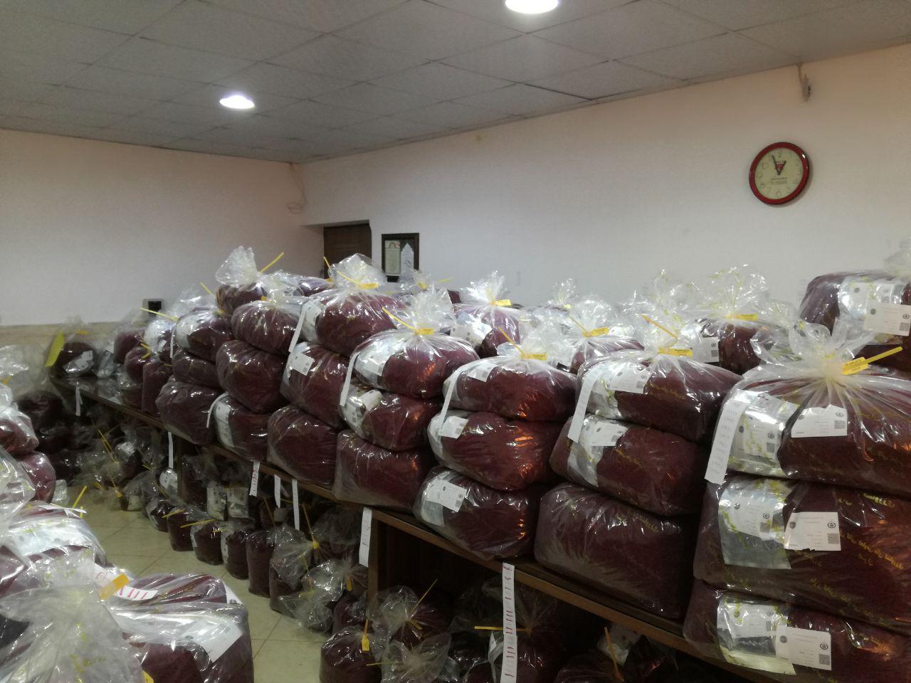 خرید زعفران حمایتی در تربت جام