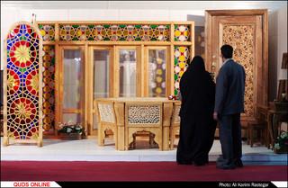 نخستین نمایشگاه خانه مدرن و هفتمین نمایشگاه صنایع دستی در مشهد