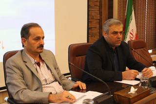 نشست خبری برنامه و بودجه گیلان-آذر