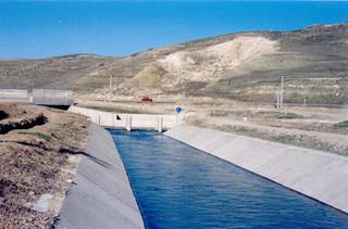 طرح انتقال آب خلیج فارس