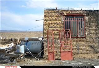 هنوز زلزله زدگان چادر نشین اند