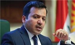 رئیس مجلس منطقه کردستان