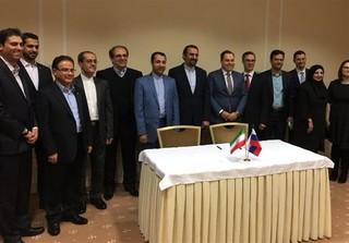 توافقنامه فاینانس ایران و روسیه