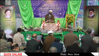 همایش قرآنی با حضور قاریان برجسته