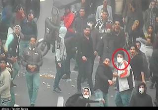سردستههای آشوبهای تهران