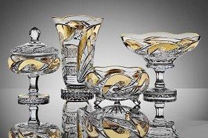 ظروف شیشه ای
