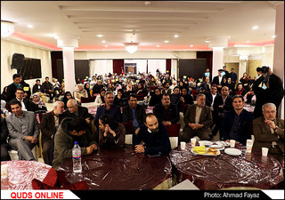 جشن تاسیس نخستین انجمن معلولین ضایع نخاعی در خراسان رضوی- گزارش تصویری