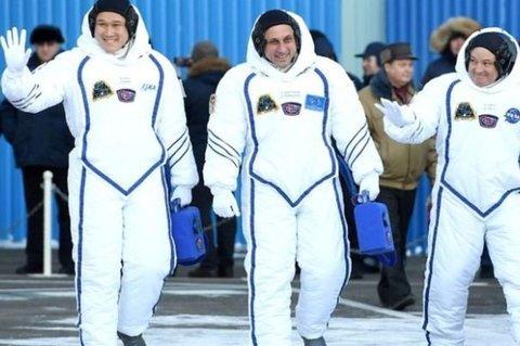 فضانوردی ژاپنی