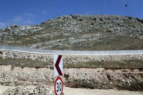 دیوار مرزی ایران و ترکیه