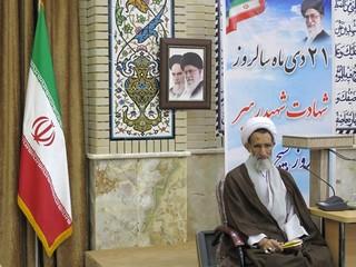 نماینده ولی فقیه در استان