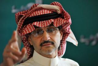 الويد بن طلال
