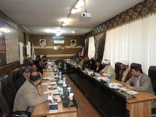 جلسه شورای هماهنگی دهه فجر در تربت جام