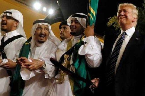 ترامپ و عربستان