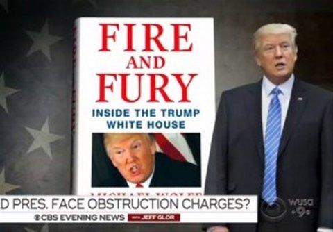 کتاب آتش و خشم ترامپ