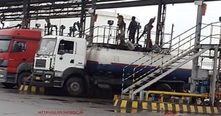 شرکت پخش فرآورده های نفتی گیلان-تمهیدات زمستانی سوخت
