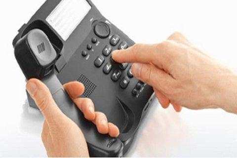 اختلال در خطوط تلفن شهر شوقان