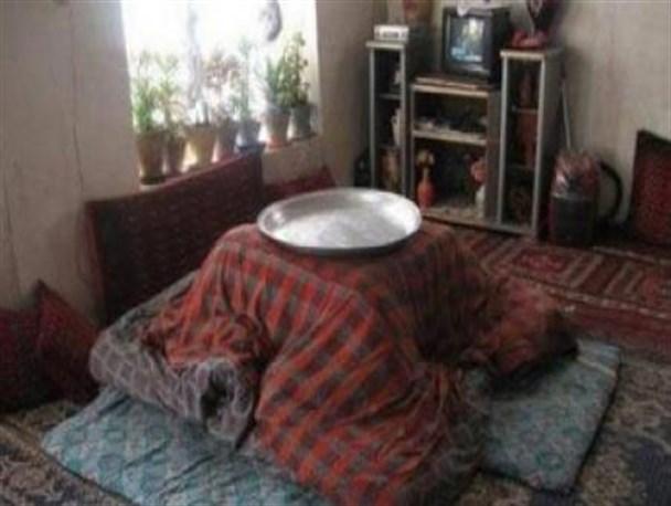 اختلاف دمای شب وروز در شهرستان جوین