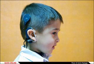 افتتاحیه طرح غربالگری شنوایی کودکان 3 تا 5 ساله