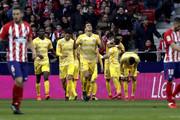 اتلتیکو مادرید ۲ امتیاز خانگی از دست داد/ خیرونا دست پر برگشت