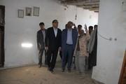 جمعیت روستایی تربت جام زیر سقف های فرسوده