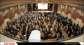 مراسم یادبود شهدای اطلاعات لشکر ویژه شهدا در عملیات کربلای 5 / گزارش تصویری