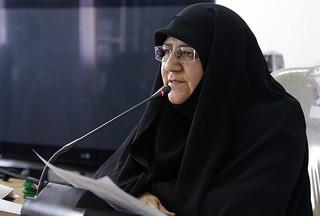رئیس بسیج جامعه زنان کشور