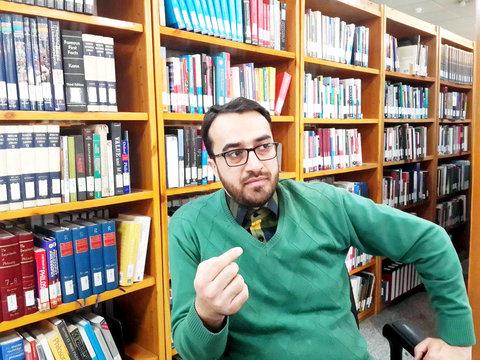 مدیر طرح کتابخانه دیجیتال «ادیان، فرق و مذاهب» در گفت وگو با قدس: کتابخانههای دیجیتال اسلامی در کشور ما ناشناختهاند