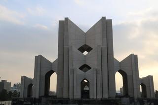 مقبره الشهدا. تبریز