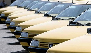ناوگان تاکسی