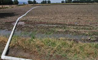 آبرسانی به زمین های کشاورزی