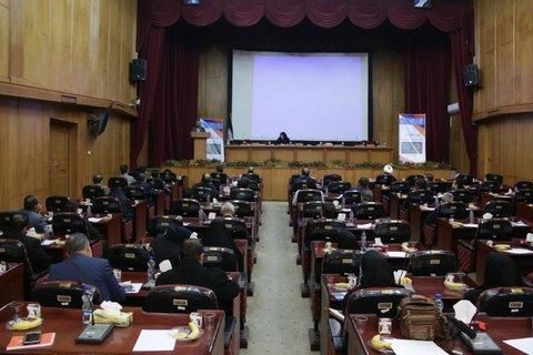جلسه آموزشی ارتقاء نشاط اجتماعی و تعالی سازمانی