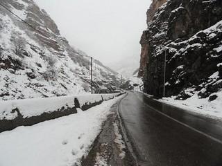جاده های کردستان