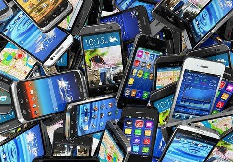 گوشیهای موبایل