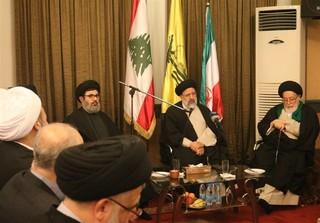 رئیسی: حزبالله