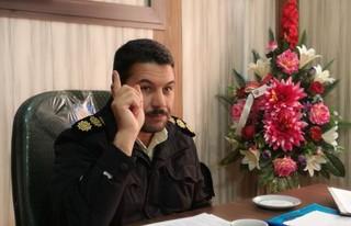 فرمانده انتظامی تربت جام در گفتگو با قدس آنلاین